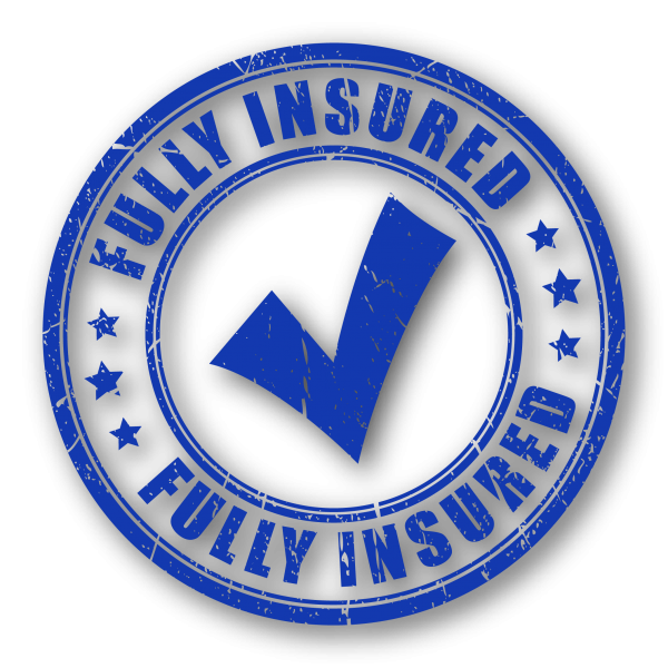Baer Insurance Fully Insured Badge - Partners and Affiliates - Insurance Agents Colorado